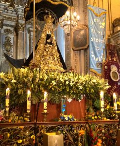 Mañanitas  al Virgen de la Soledad.