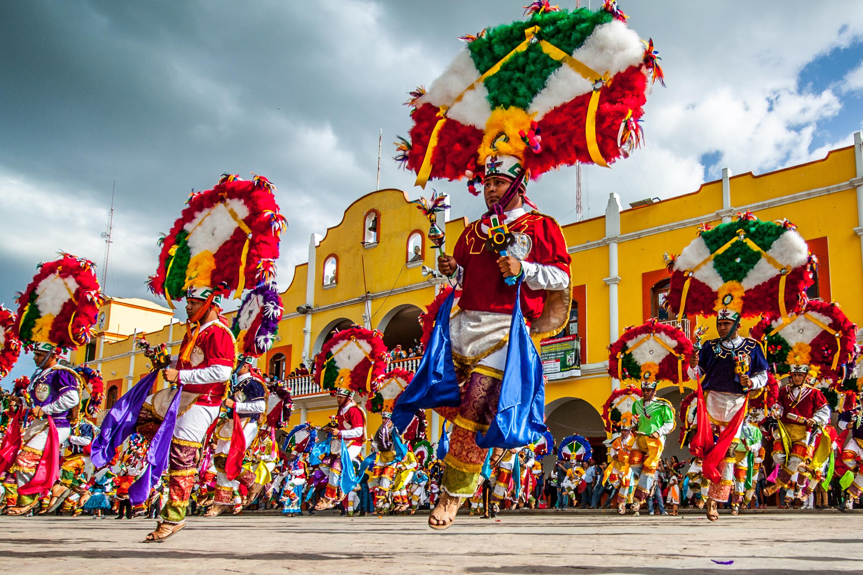 Comparte Zaachila Su Cultura Para Enamorar Al Mundo Santa Cultura